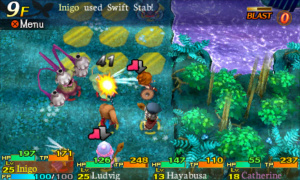 Etrian Mystery Dungeon Review - Screenshot 10 of 10