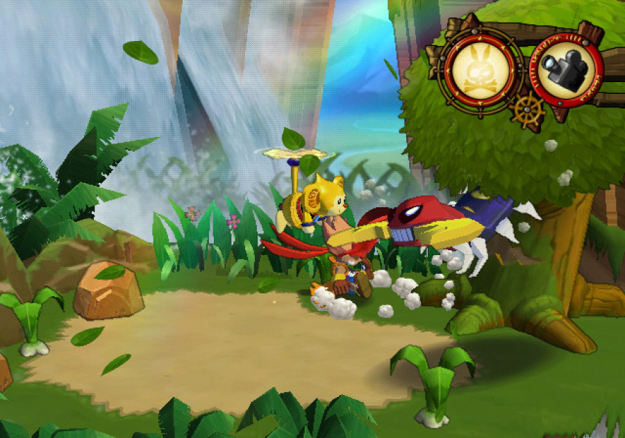 Zack & Wiki: Quest for Barbaros' Treasure Review - Screenshot 1 of 3