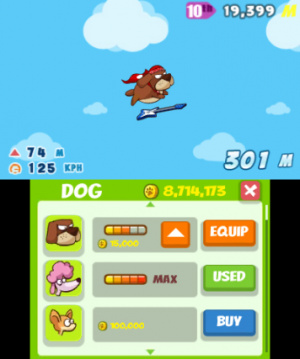 Jet Dog Review - Screenshot 1 of 4