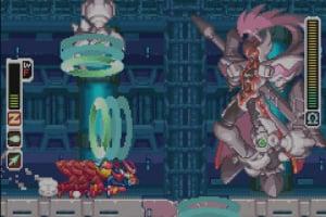 Mega Man Zero 3 Screenshot