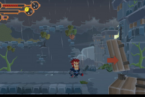 Super Doomed'n Damned Screenshot