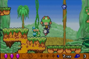 Klonoa 2: Dream Champ Tournament Screenshot