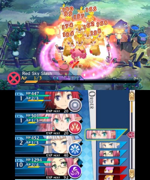 Lord Of Magna: Maiden Heaven Review - Screenshot 2 of 7