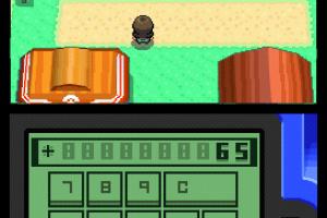 Pokémon Diamond & Pearl Screenshot