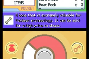 Pokémon Diamond & Pearl Screenshot