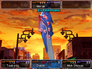 Shin Megami Tensei: Devil Survivor 2 Record Breaker Review - Screenshot 2 of 11