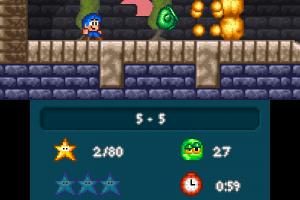 Bloo Kid 2 Screenshot