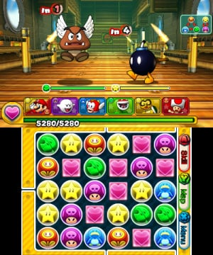 Puzzle & Dragons Z + Puzzle & Dragons: Super Mario Bros. Edition Review - Screenshot 2 of 5