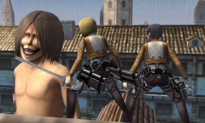 Attack on Titan: Humanity in Chains Review - Screenshot 3 of 9