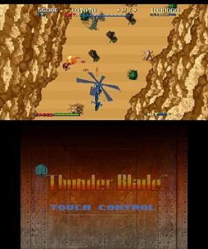 3D Thunder Blade Review - Screenshot 1 of 5