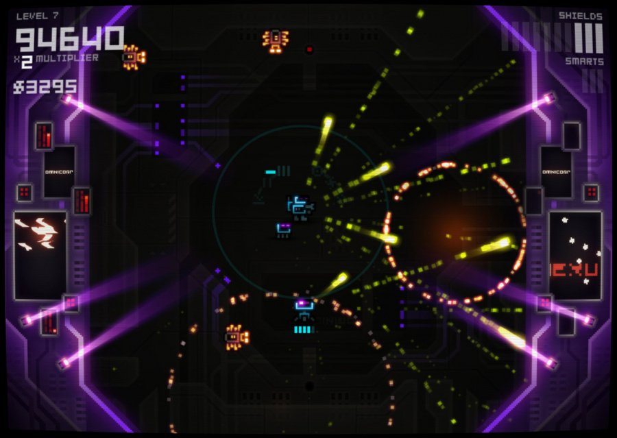 Ultratron Review - Screenshot 3 of 4