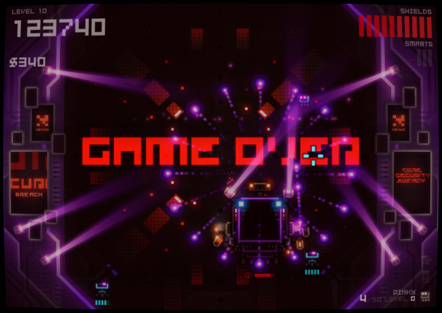 Ultratron Review - Screenshot 1 of 4