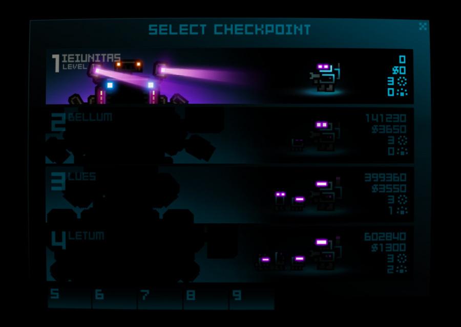 Ultratron Review - Screenshot 1 of 3
