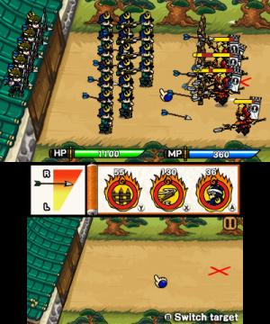 Samurai Defender Review - Screenshot 1 of 4