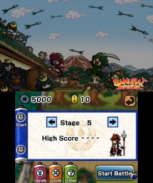Samurai Defender Review - Screenshot 3 of 4