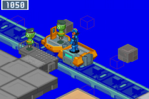 Mega Man Battle Network 3 Blue & White Review - Screenshot 1 of 4