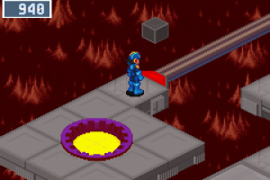 Mega Man Battle Network 3 Blue & White Review - Screenshot 2 of 4