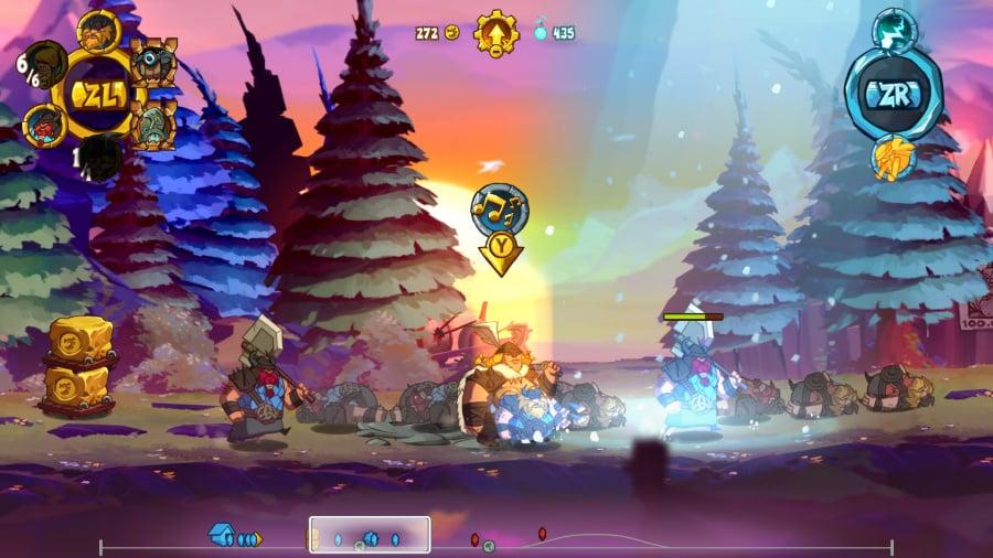 Swords & Soldiers II Review - Screenshot 4 of 6