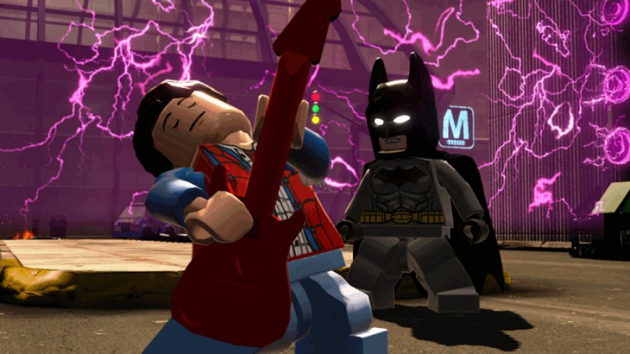 LEGO Dimensions Review - Screenshot 3 of 5