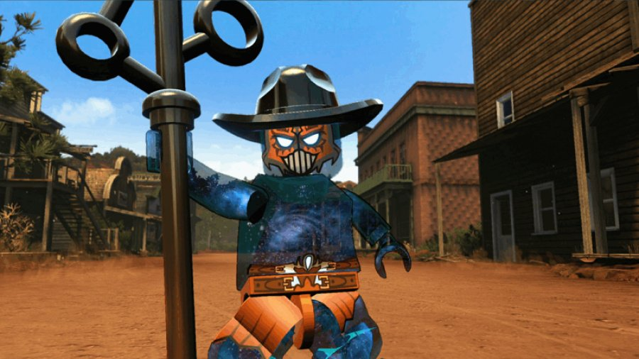 LEGO Dimensions Review - Screenshot 1 of 5