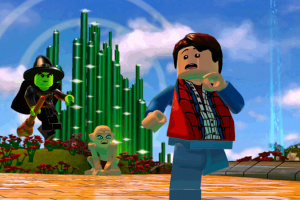LEGO Dimensions Screenshot