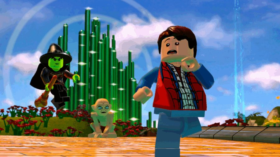 LEGO Dimensions Review - Screenshot 4 of 5