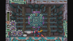 Mega Man Zero 4 Review - Screenshot 3 of 4