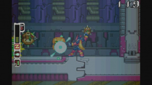 Mega Man Zero 4 Review - Screenshot 2 of 4