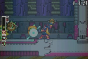 Mega Man Zero 4 Screenshot