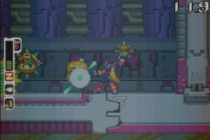 Mega Man Zero 4 Screenshot