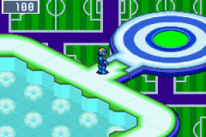 Mega Man Battle Network 4 Red Sun & Blue Moon Review - Screenshot 4 of 5