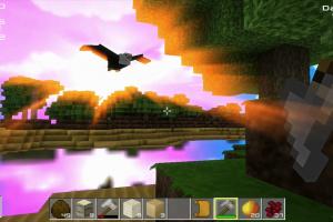Cube Life: Island Survival Screenshot