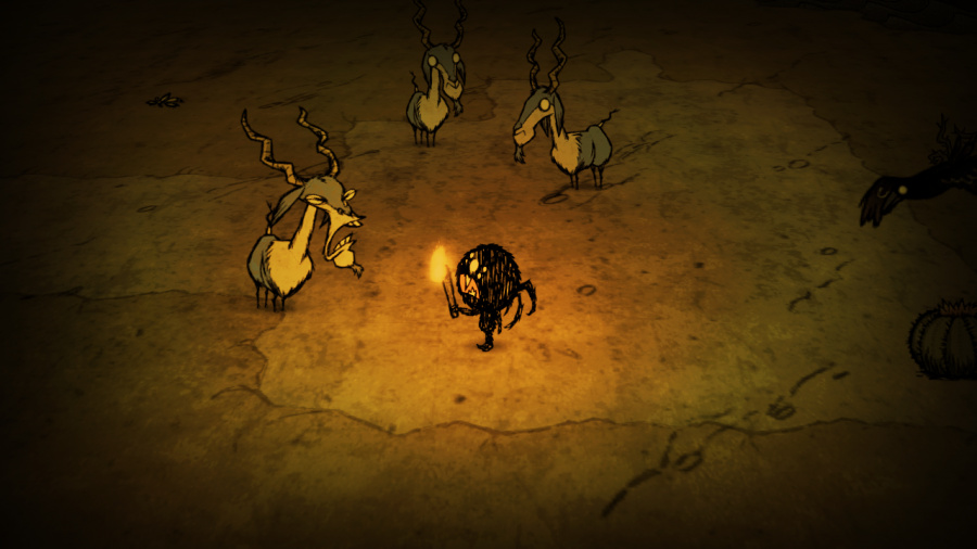 Don't Starve: Giant Edition Review - Screenshot 3 of 3