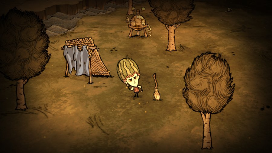 Don't Starve: Giant Edition Review - Screenshot 1 of 3