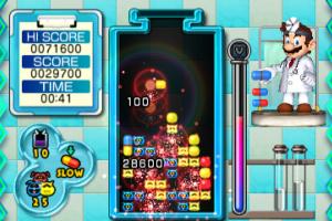 Dr. Mario: Miracle Cure Screenshot