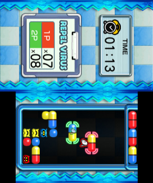 Dr. Mario: Miracle Cure Review - Screenshot 1 of 4