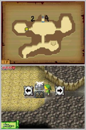 The Legend of Zelda: Phantom Hourglass Review - Screenshot 2 of 4