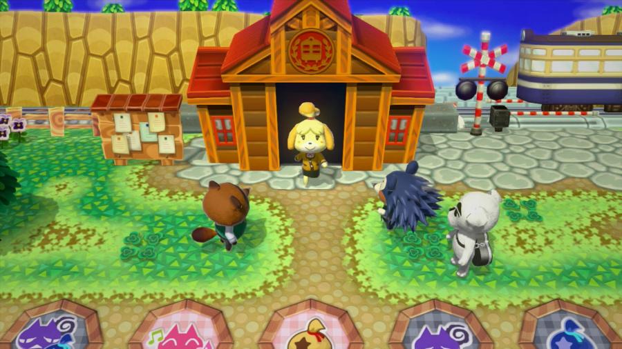 Animal Crossing: Amiibo Festival Review - Screenshot 6 of 8