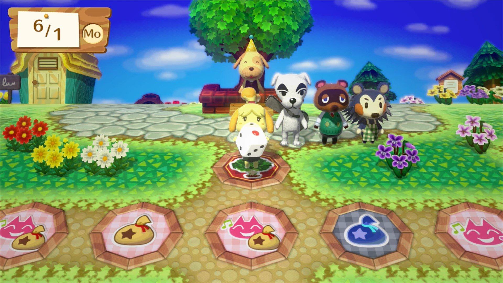 Animal Crossing: Amiibo Festival Review (Wii U) | Nintendo Life