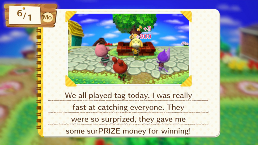 Animal Crossing: Amiibo Festival Review - Screenshot 5 of 8