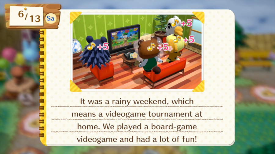 Animal Crossing: Amiibo Festival Review - Screenshot 3 of 8