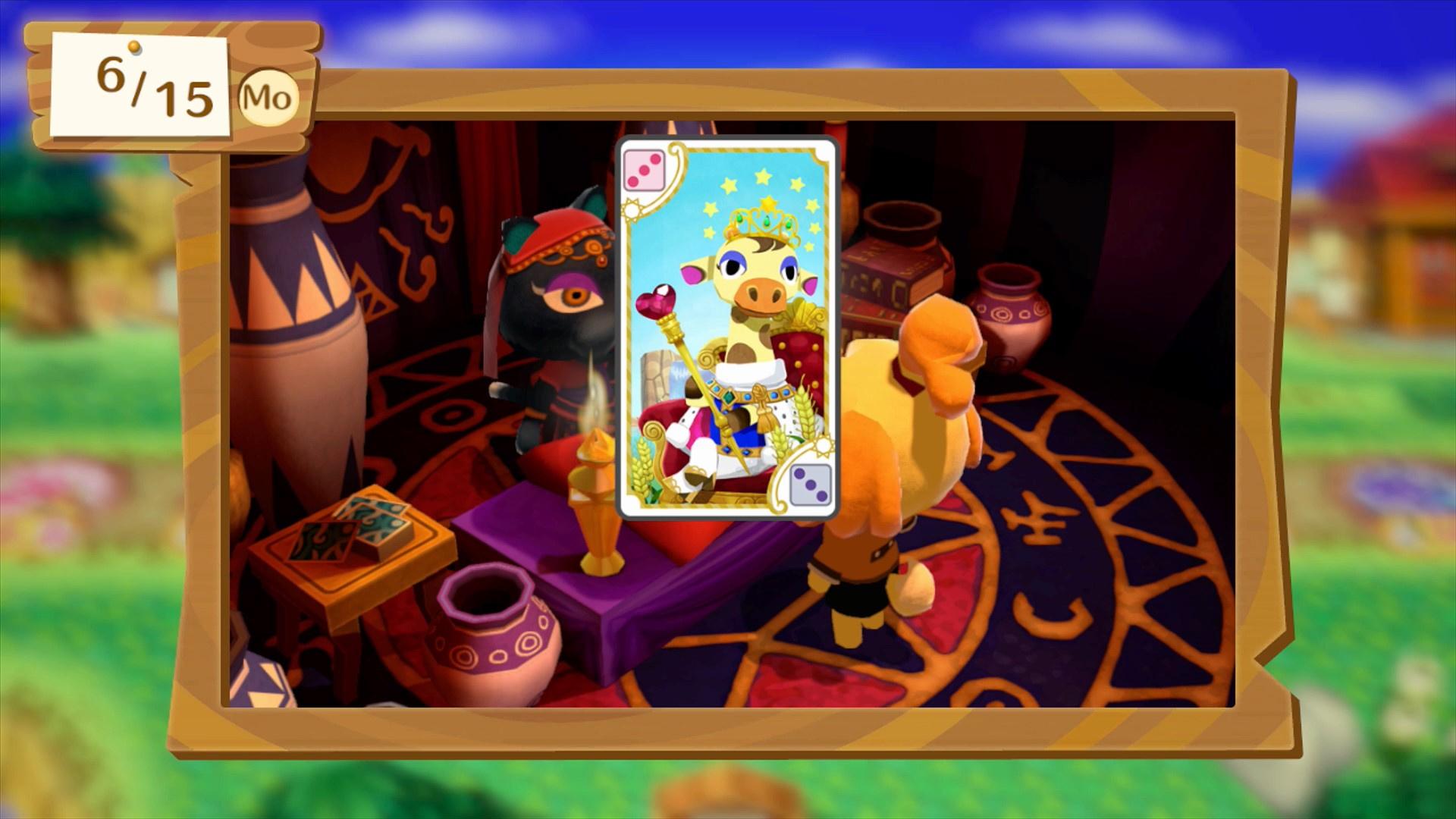 Animal Crossing Amiibo Festival Wii U Screenshots