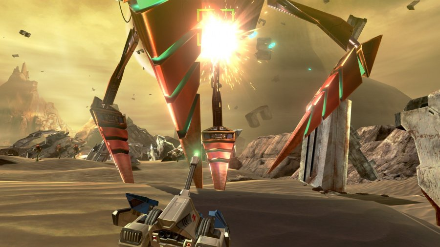 Star Fox Zero Review - Screenshot 8 of 9