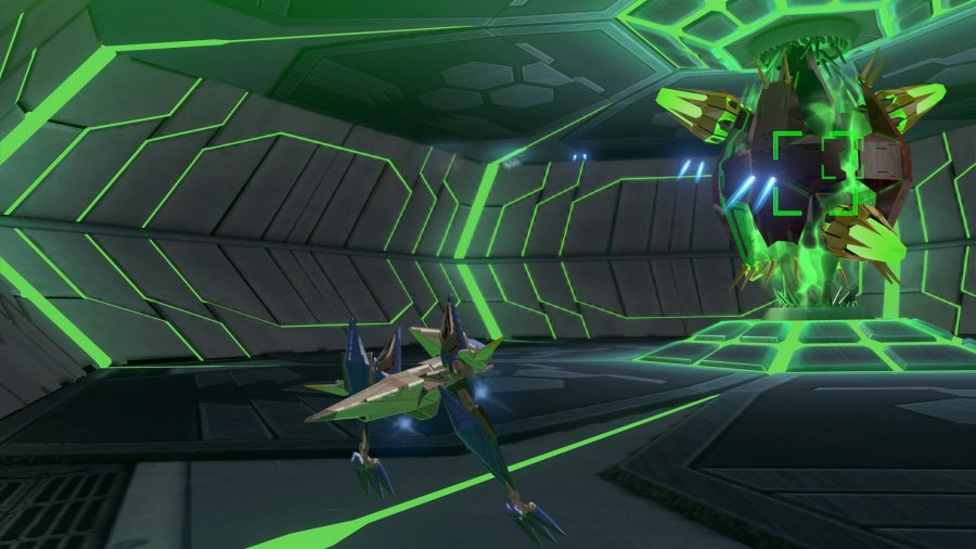 Star Fox Zero Review - Screenshot 2 of 9