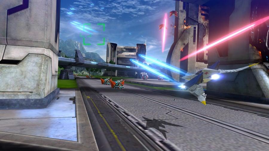 Star Fox Zero Review - Screenshot 3 of 9