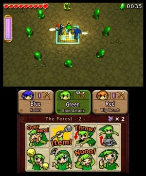 The Legend of Zelda: Tri Force Heroes Review - Screenshot 9 of 9