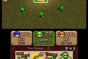 The Legend of Zelda: Tri Force Heroes Screenshot