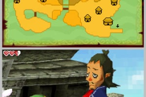The Legend of Zelda: Phantom Hourglass Screenshot