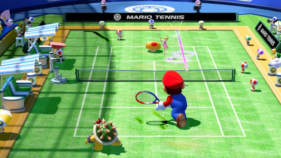 Mario Tennis: Ultra Smash Review - Screenshot 1 of 8