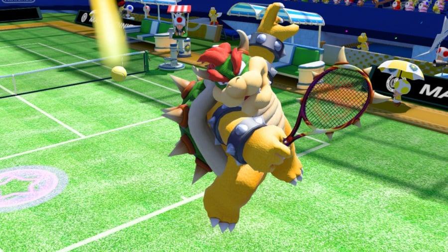 Mario Tennis: Ultra Smash Review - Screenshot 3 of 8